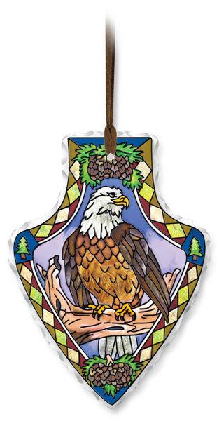 Amia 41123 Eagle Arrowhead Suncatcher