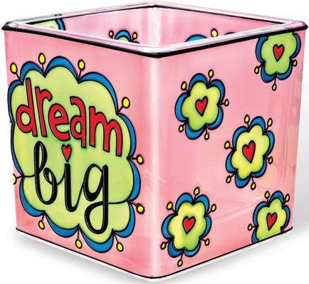 Amia 41160 Dream Big Small Votive Holder