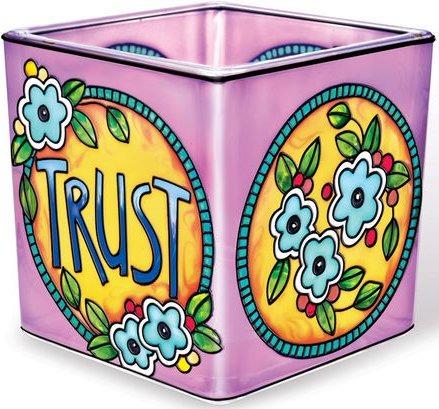 Amia 41164 Trust Small Votive Holder