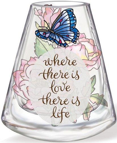 Amia 41178 Rose Vase Inspirational