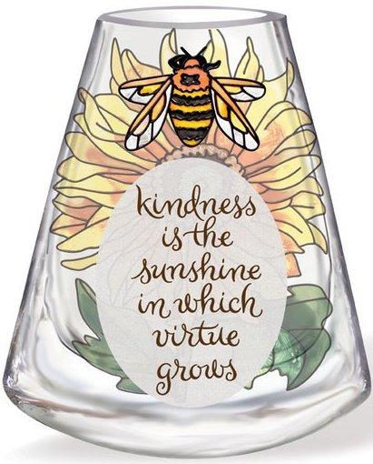 Amia 41180 Sunflower Vase Inspirational