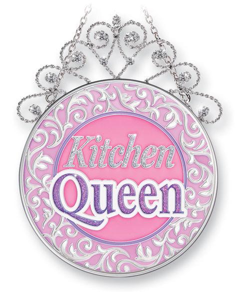 Amia 41403 Kitchen Queen Medium Circle Suncatcher