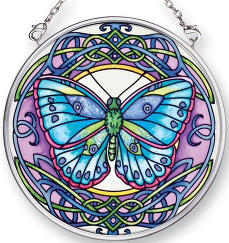 Amia 41506 Fantastic Dream Small Circle Suncatcher