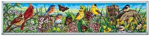 Amia 41839 Meadow's Edge Glass Panel