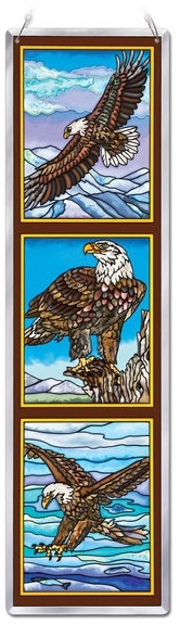 Amia 41845 Eagles Beveled Panel