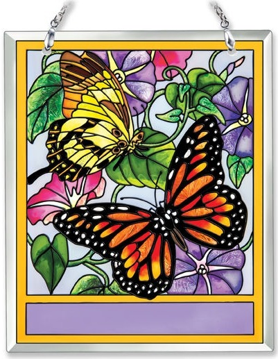 Amia 41880 Monarch Souvenir Suncatcher