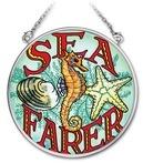 Amia 41959 Sea Farer Small Circle Suncatcher