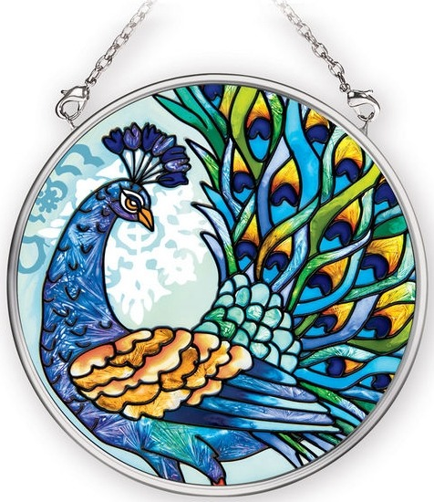 Amia 42012 True Colors Small Circle Suncatcher