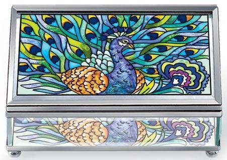 Amia 42014 True Colors Jewelry Box