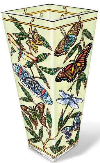 Amia 42031 Papillons 'A Ailes Vase Large