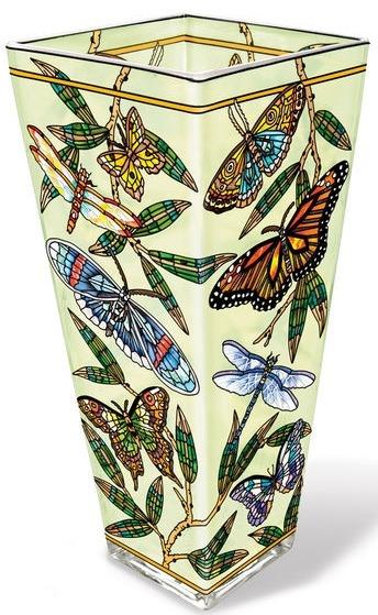 Amia 42031 Papillons 'A Ailes Vase