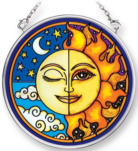 Amia 42298 Corona Master Small Circle Suncatcher
