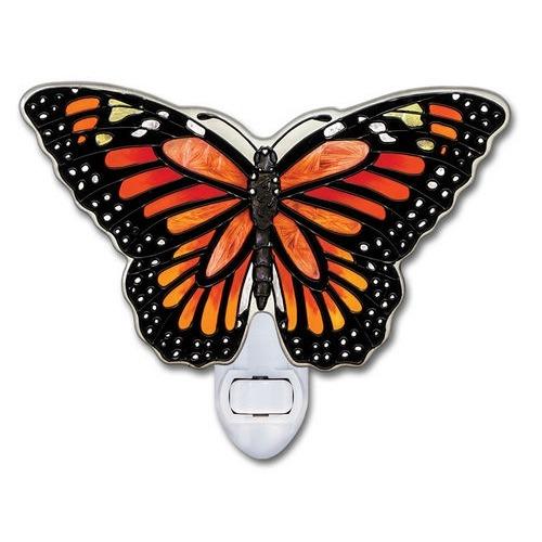 Amia 42314 Monarch Water Cut Night Light
