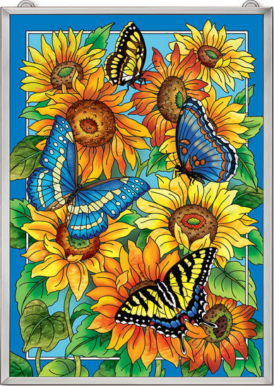 Amia 42494 Color On The Prairie Panel