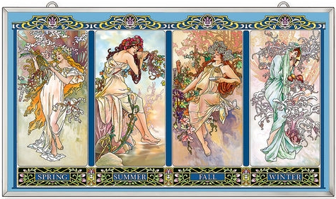 Amia 42728N Four Seasons Panel