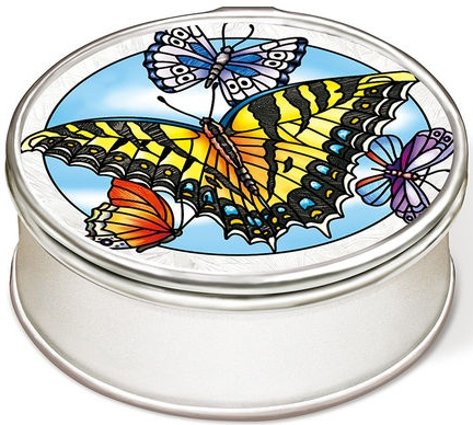 Amia 42784N Blue Skies Jewelry Box
