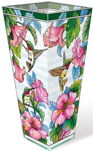 Amia 42790 Pretty in Pink Vase