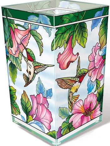 Amia 42791 Pretty in Pink Vase