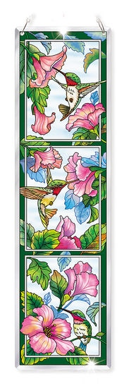 Amia 42793 Pretty in Pink Beveled Panel