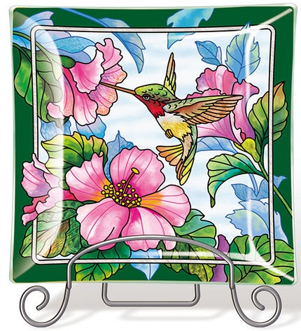 Amia 42795 Pretty in Pink Tray