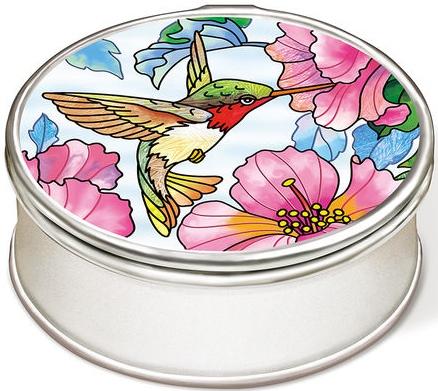 Amia 42797 Pretty in Pink Jewelry Box