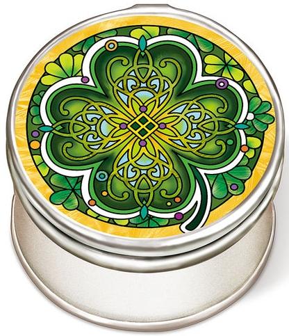 Amia 42846 Emerald Isle Jewelry Box