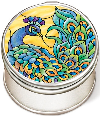 Amia 42848 Peacock Jewelry Box