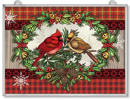 Amia 42983 A Traditional Christmas Jewelry Box