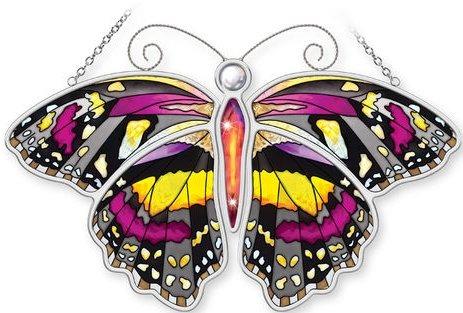 Amia 5311 Tithorea Bonplandi Butterfly Suncatcher