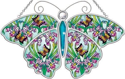 Amia 5597 Debby J Butterfly Suncatcher