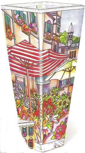 Amia 6370 The Flower Market Extra Large Vase