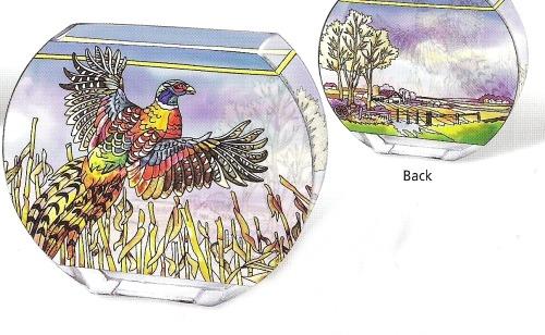 Amia 6519 Flying Pheasant