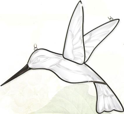 Amia 8273 Hummingbird