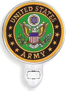 Amia 8570 Army Night Light