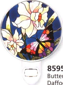 Amia 8595 Butterfly Night Light Nightlight