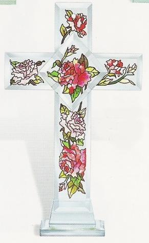 Amia 8891 Rose Cross