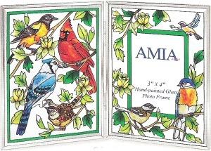Amia 9042 For The Birds Photo Frame