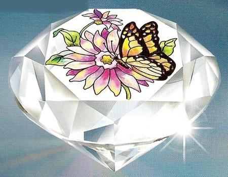 Amia 9081 Daisy Butterfly