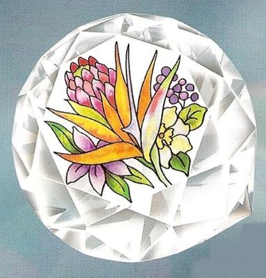 Amia 9083 Tropical Floral