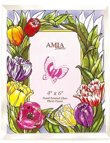 Amia 9168 Tulip Tempo Large Photo Frame