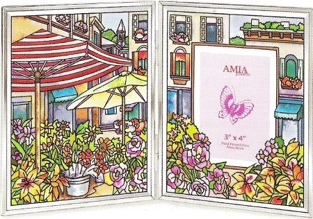 Amia 9199 The Flower Market Photo Frame