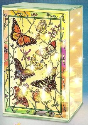 Amia 9268 Rainbows & Butterflies