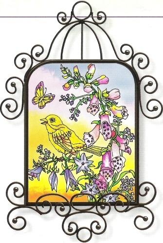 Amia 9315 Sunshine Bird