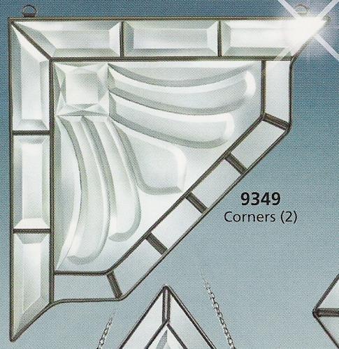 Amia 9349 Diamond Beveled
