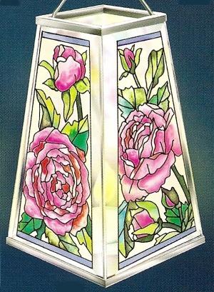 Amia 9383 Cabbage Rose