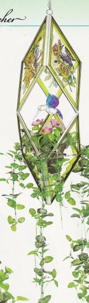 Amia 9721 Yellow Rose Garden