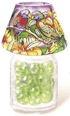 Amia 9900 Birds of Together Jar