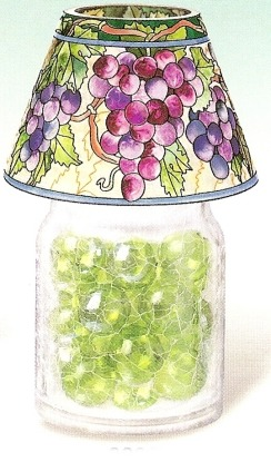 Amia 9902 Fruit Of The Vine Jar