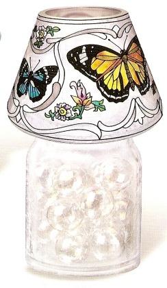 Amia 9912 Whispering Wings Jar