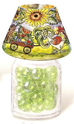 Amia 9919 Heartland Jar